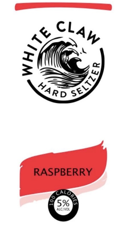 White Claw Raspberry!