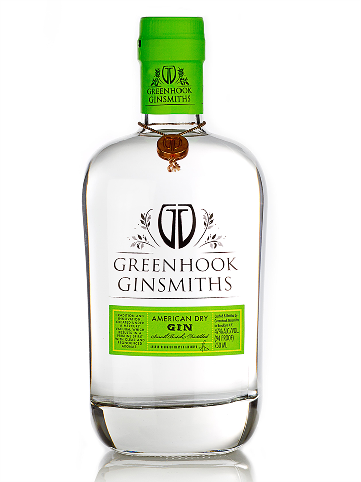 greenhook ginsmiths american dry (ny)