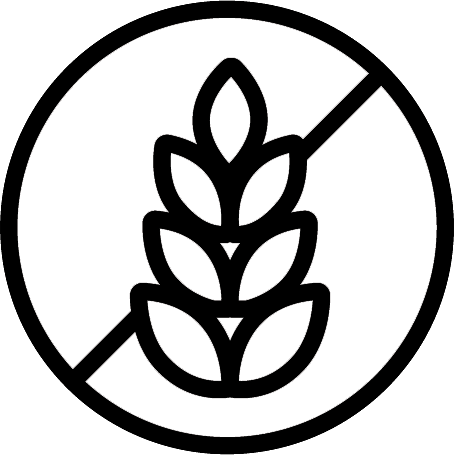 Gluten Free icon graphic