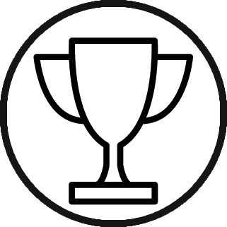 Trophy Icon graphic