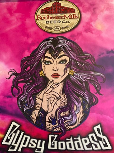 May Special: Rochester Mills Gypsy Goddess