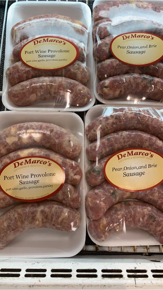 DeMarco's packaged sausage links