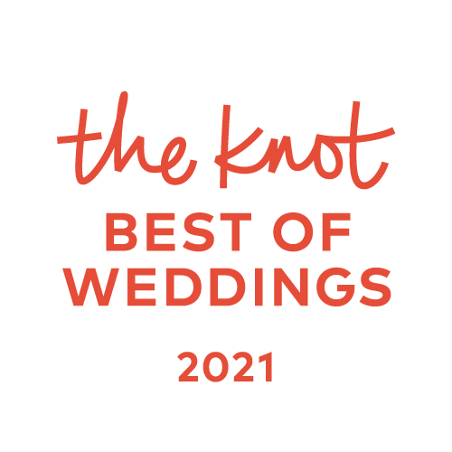 the knot - best of weddings award 2021