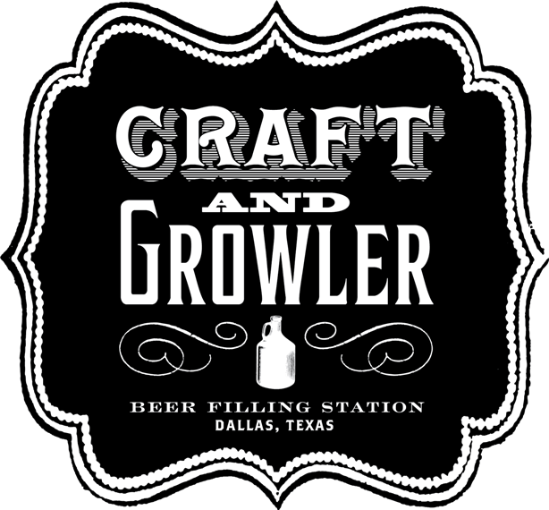 Craft and Growler Beer Filling Station Dallas, Texas