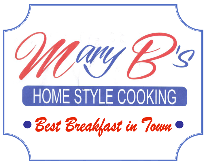 Mary B's Homestyle cooking, best breakfast in town