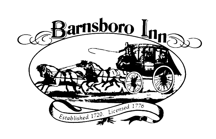 Barnsboro Inn | Established 1720, Liscensed 1776