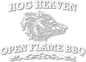 Hog Heaven Open Flame BBQ. Est. 2000