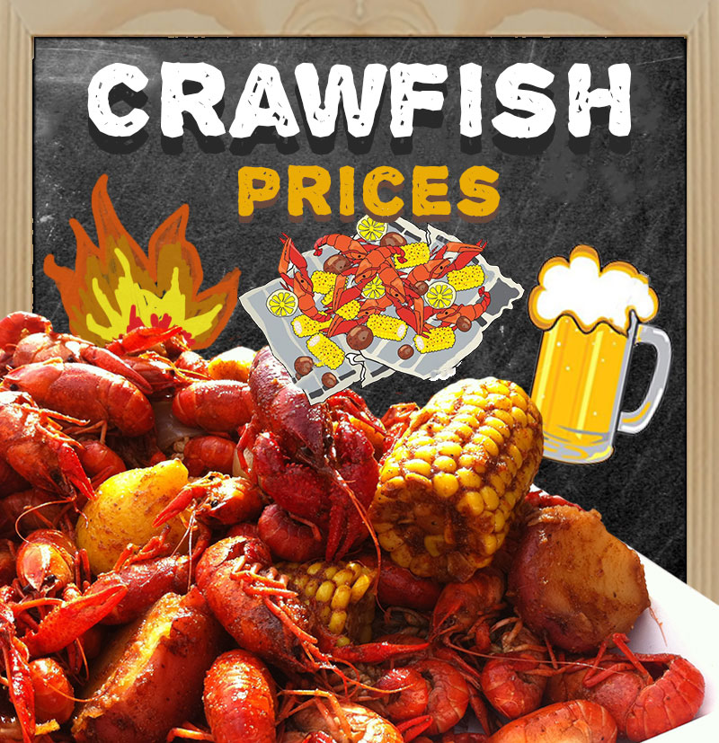 Crawfish Prices