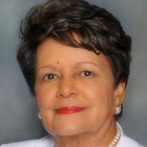Former New Orleans First Lady Sybil Morial