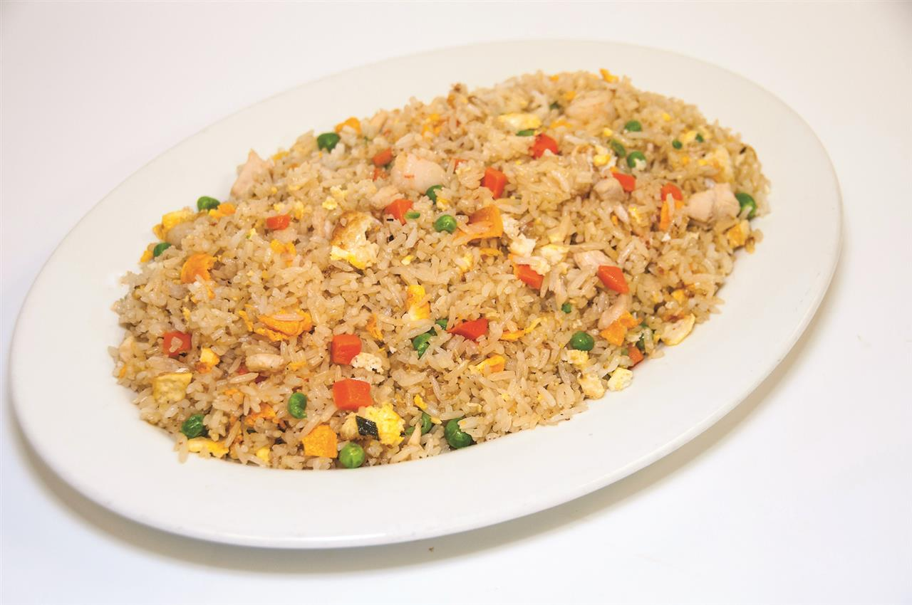 48) Special Fried Rice