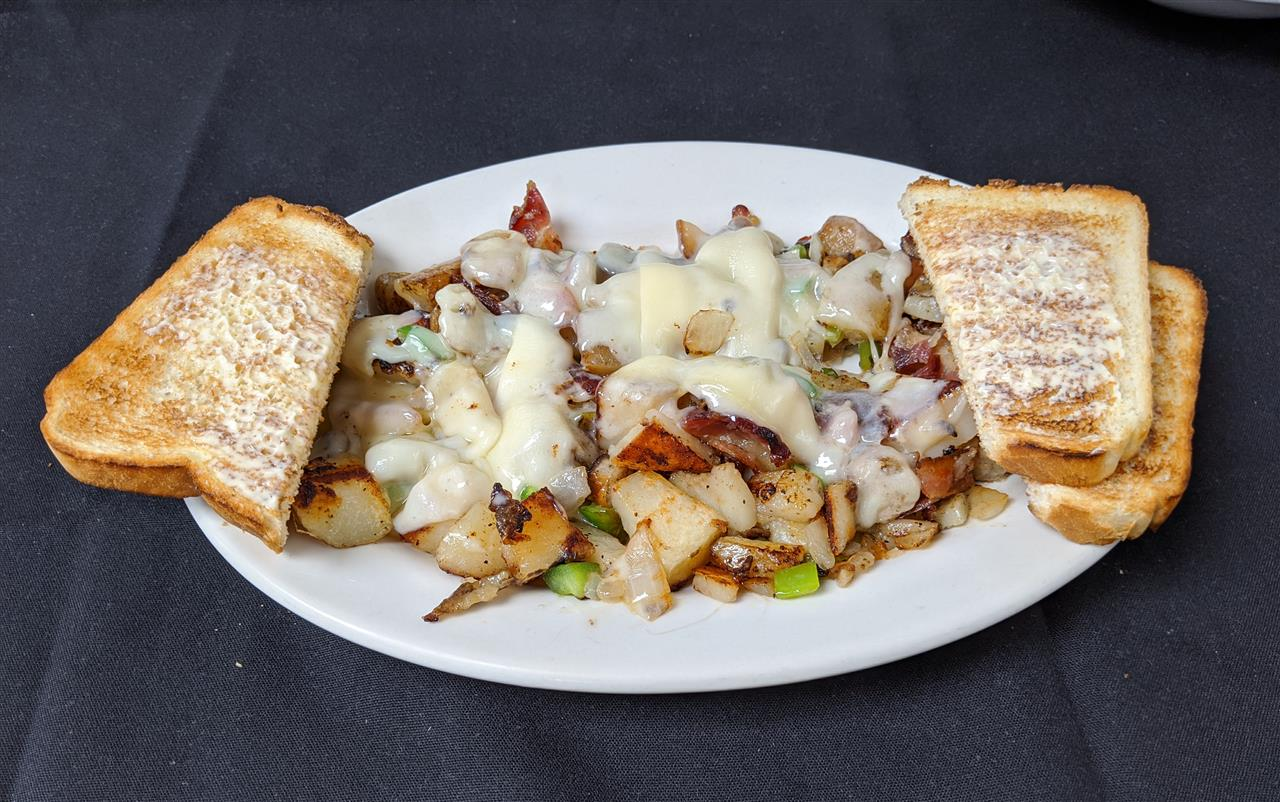 Ted's Deluxe Home Fries