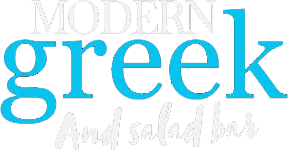 Modern Greek and Salad Bar