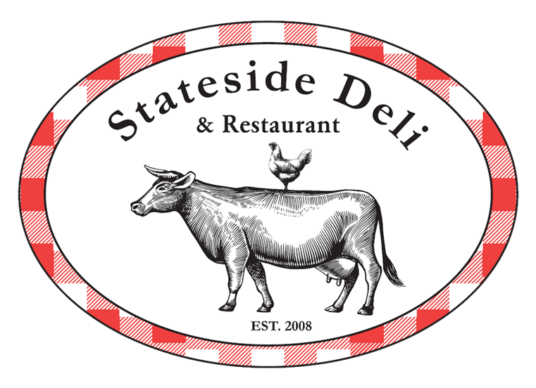Stateside Deli & Restaurant. Established 2008