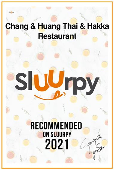 Sluurpy Recommended FLyer