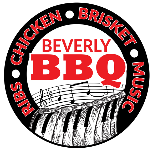 Beverly BBQ. Ribs. Chicken. Brisket. Music