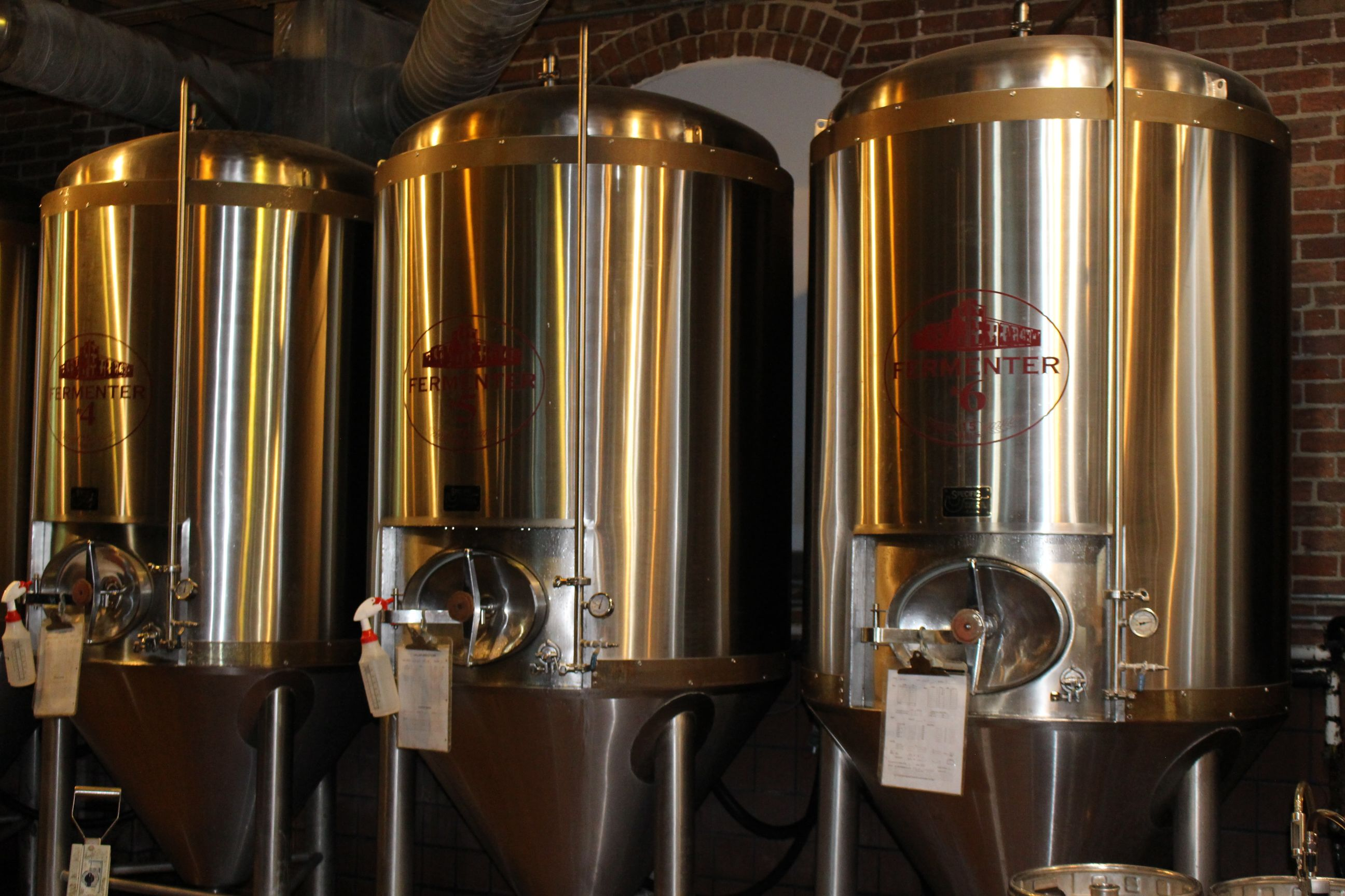 kegs for brewing beer