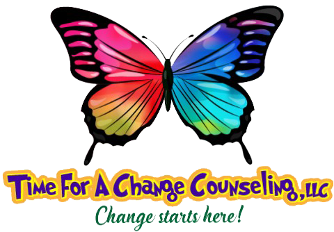 Tiem For A Change Counseling Logo
