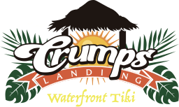 crumps landing waterfront tiki