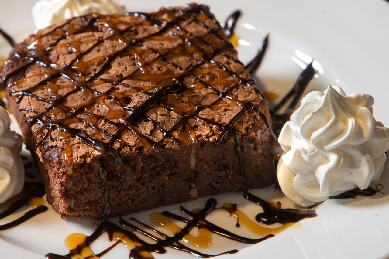 Chocolate Beer Brownie