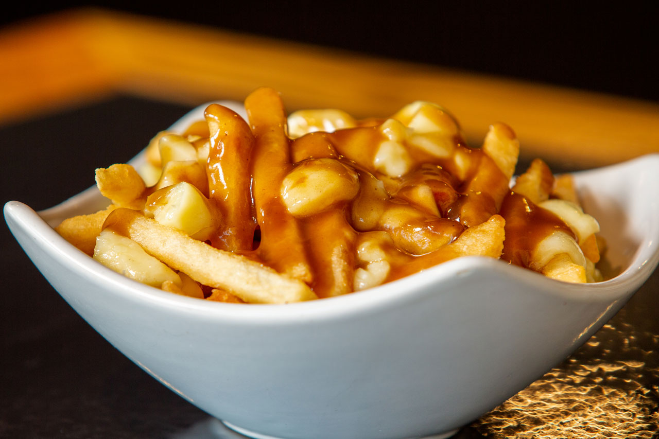 The Classic Poutine