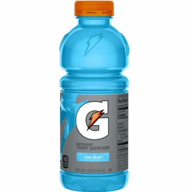 Gatorade - Blue