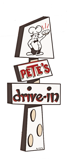 Pete's drive-in