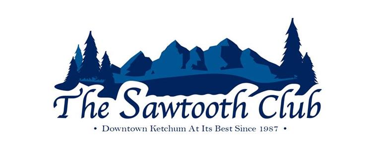 the sawtooth club. downtown ketchum at its best since 1987