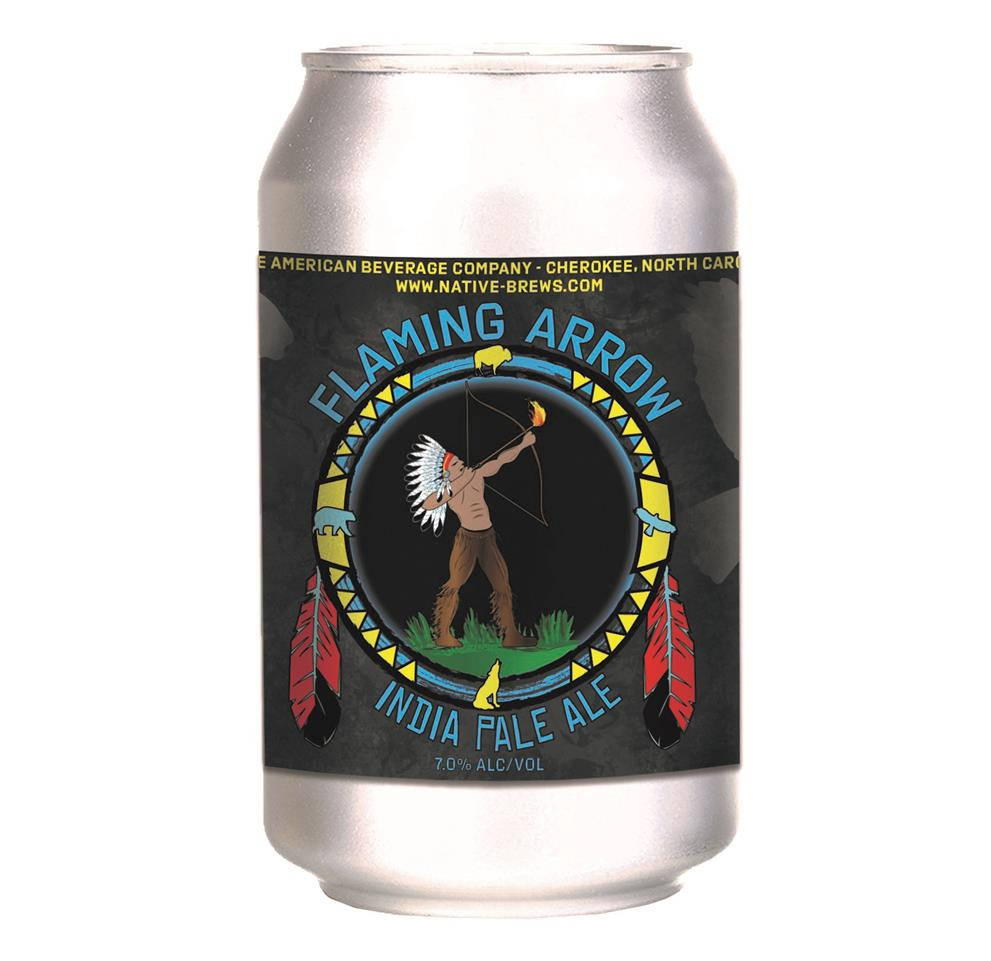 Flaming Arrow IPA