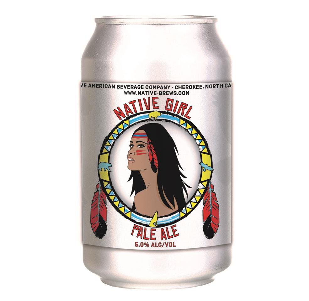 Native Girl Pale Ale