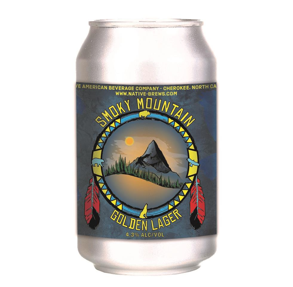 Smoky Mountain Golden Lager