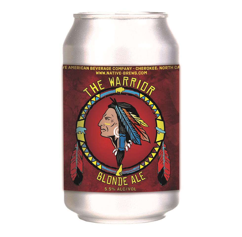 The Warrior Blonde Ale