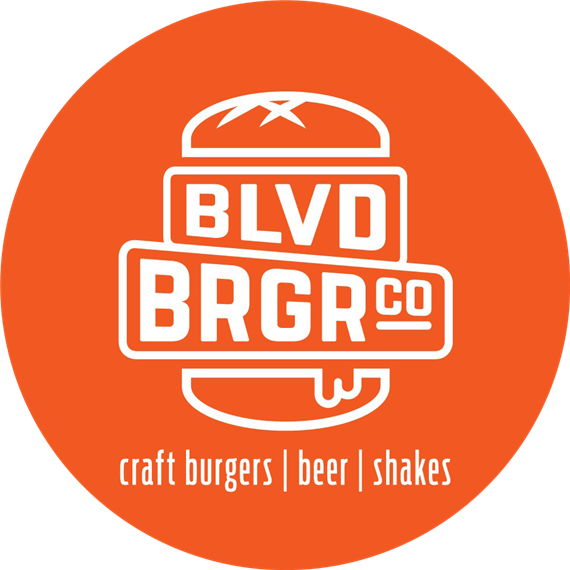 BLVD BRGR CO. Craft Burgers. Beer. Shakes