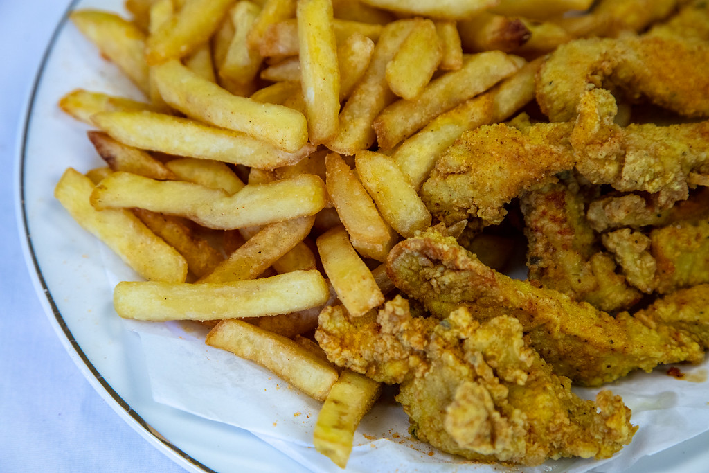 11. Chicken Strips