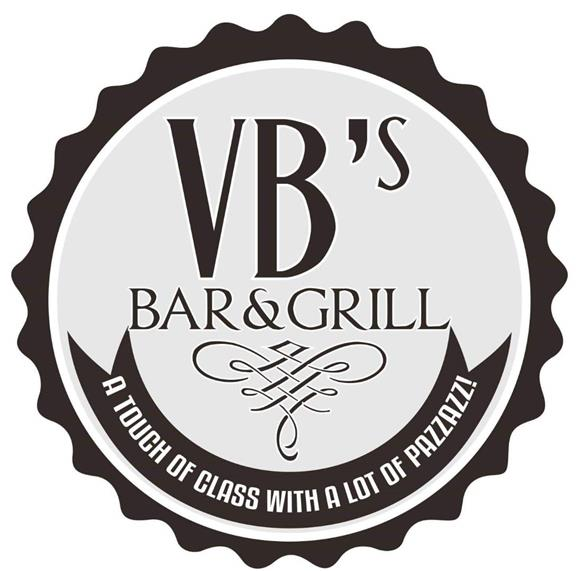 VB's sports bar & grill, a touch of class with a lot of pazzazz