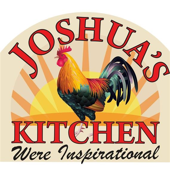 joshua's kitchen, we're inspirational!