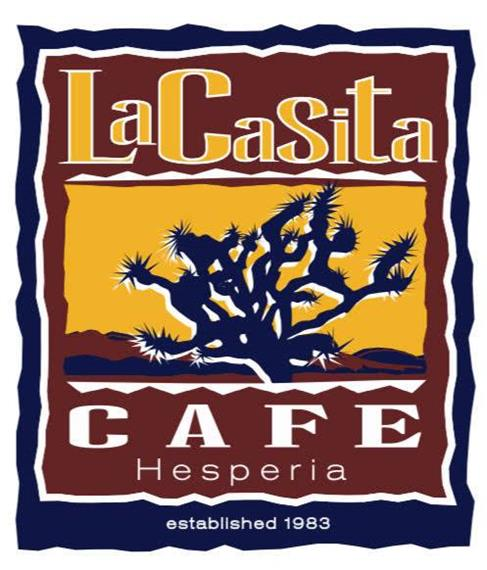 La Casita Cafe Hesperia established 1983