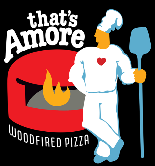 That's amore woodfire pizza