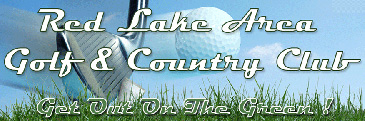 Red Lake Area Golf and Country Club