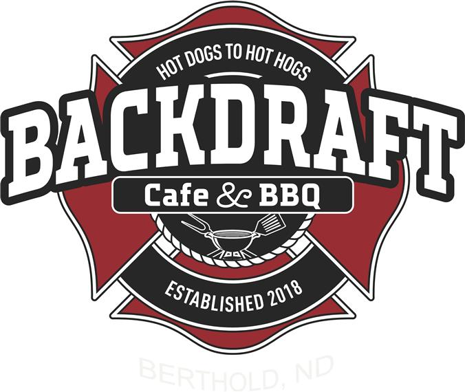 Hot Dogs To Hot Dogs BackDraft Cafe & BBQ Established 2018