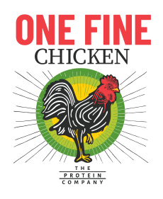 One Fine Chicken. the protein company