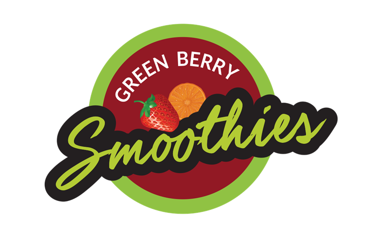 Green Berry Smoothies