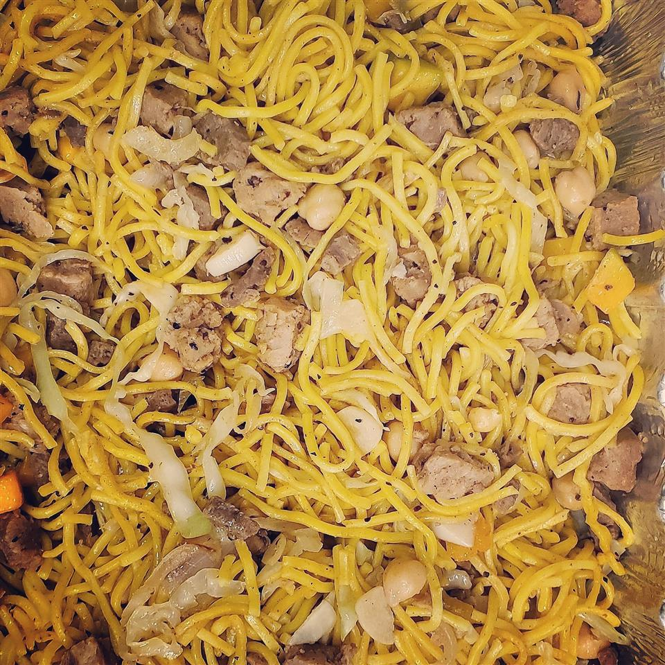 Chow Mein of Champions