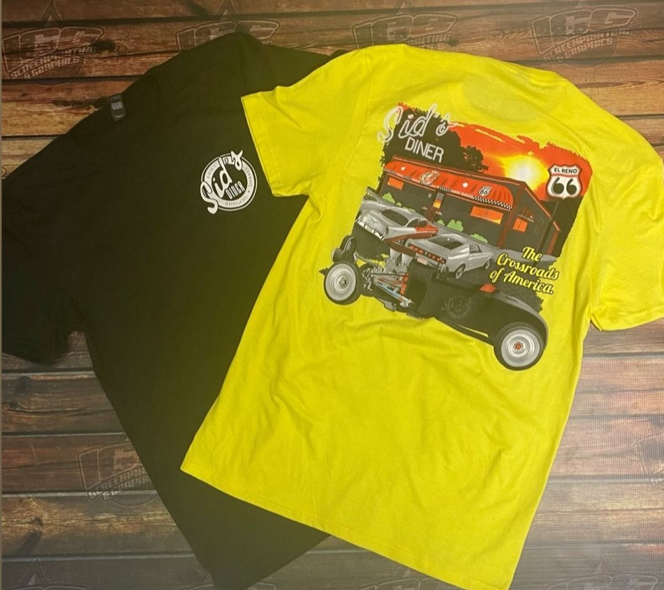 Sids Diner T-shirts
