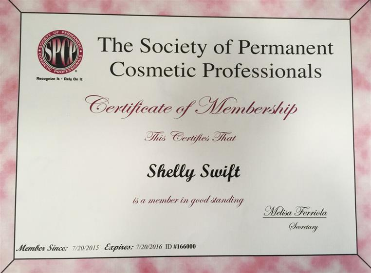 society of permanent cosmetic professionals