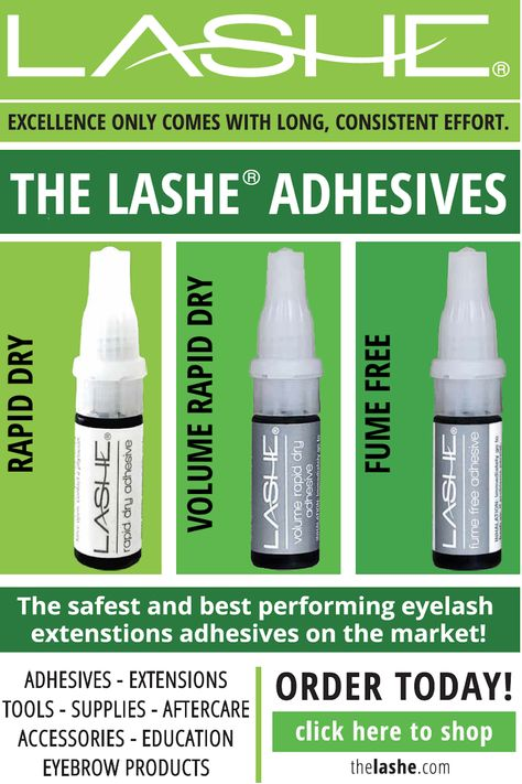 eyelash extensions mentioned in the media