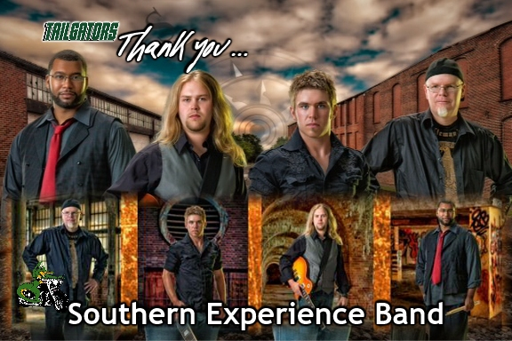 """""""Thank you Southern Experience Band"""""""
