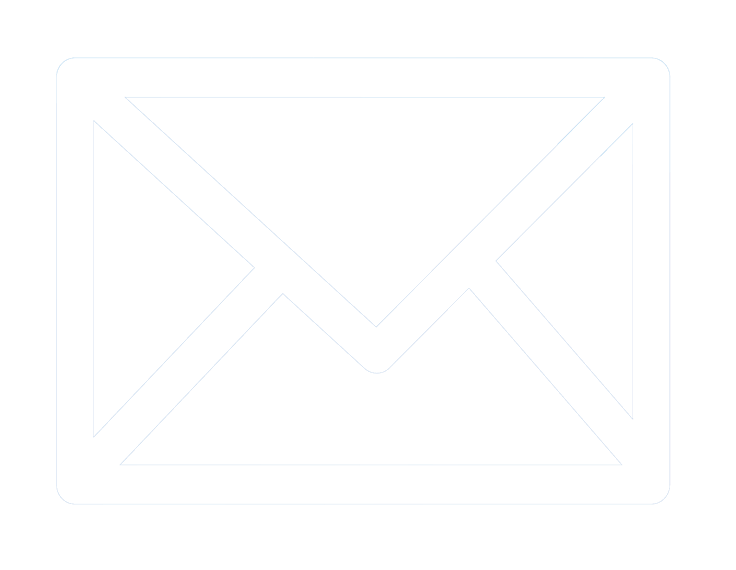 three dimensional drawing of an envelope