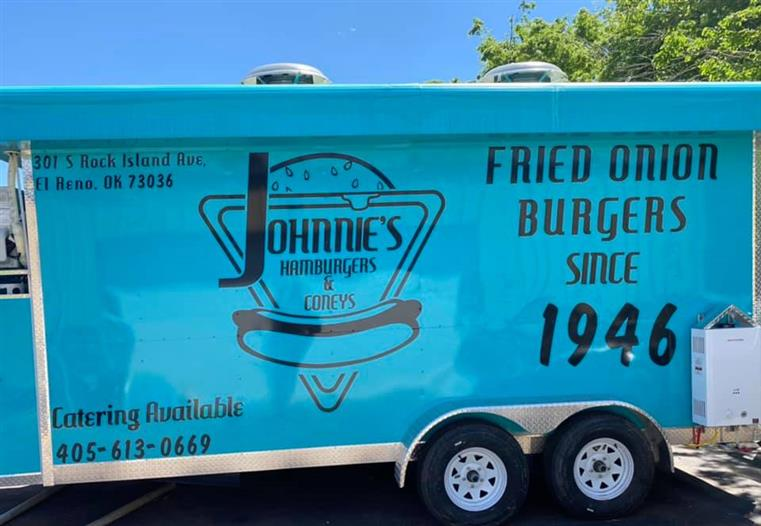 johnnies hamburgers and coney's food truck