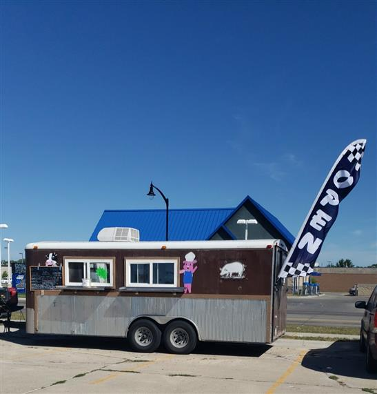 Feed Shack Catering Food Truck