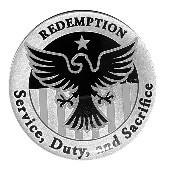 Redemption Coin Service, Duty, and Sacrifice